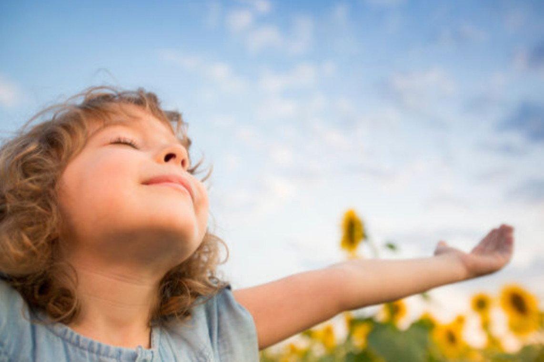 Cuidar bien a un niño