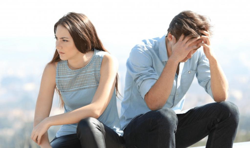 Una relación tóxica