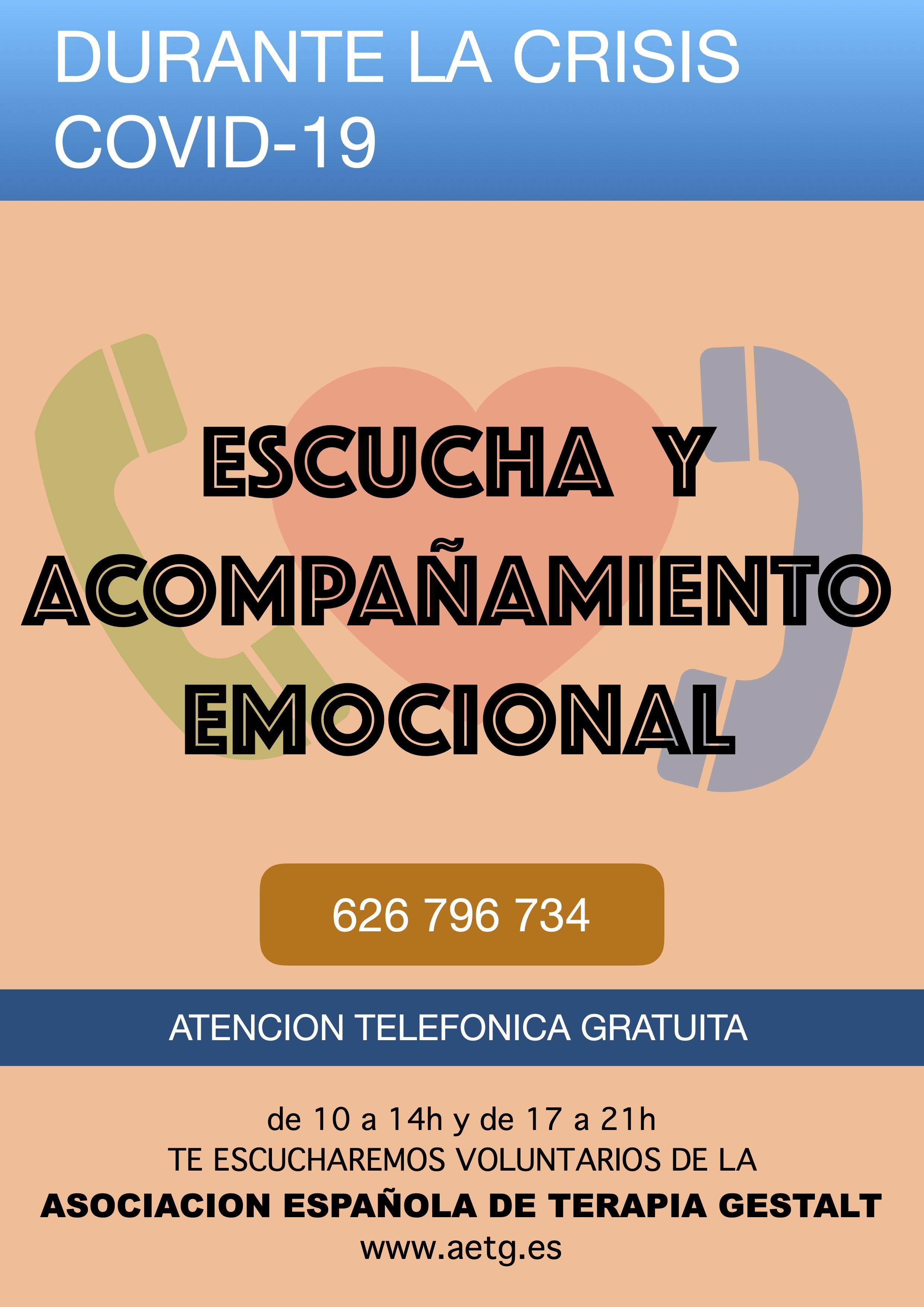 Atención telefónica gratuita