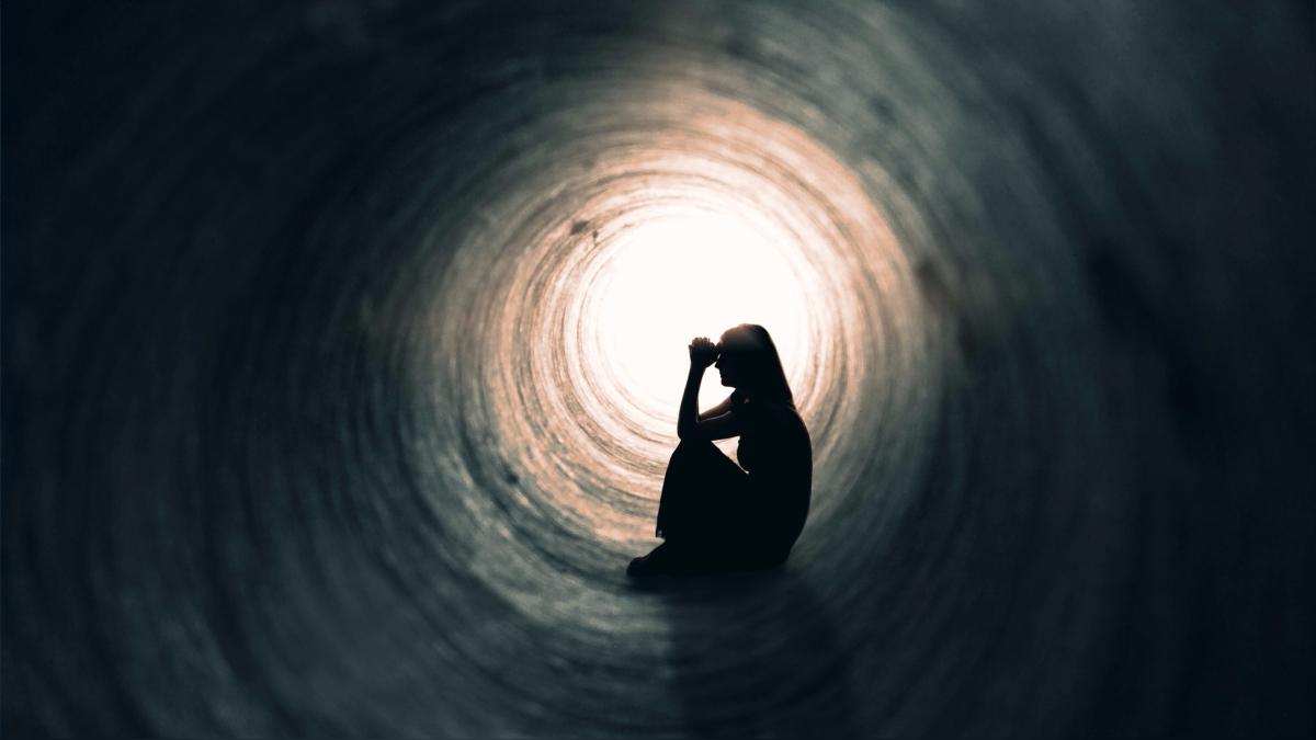 Cuanto más se siente el dolor, más espacio queda para la alegría